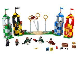 Lego Quidditch Match-0