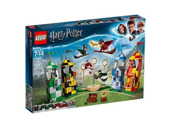 Lego Quidditch Match-3293