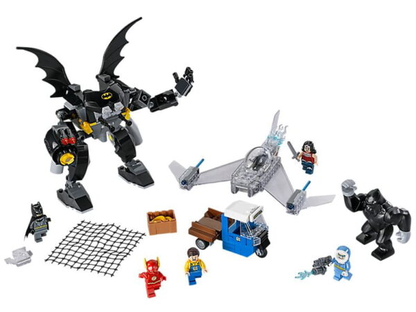 Lego Gorilla Grodd goes Bananas-3311