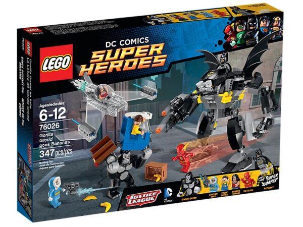 Lego Gorilla Grodd goes Bananas-3310