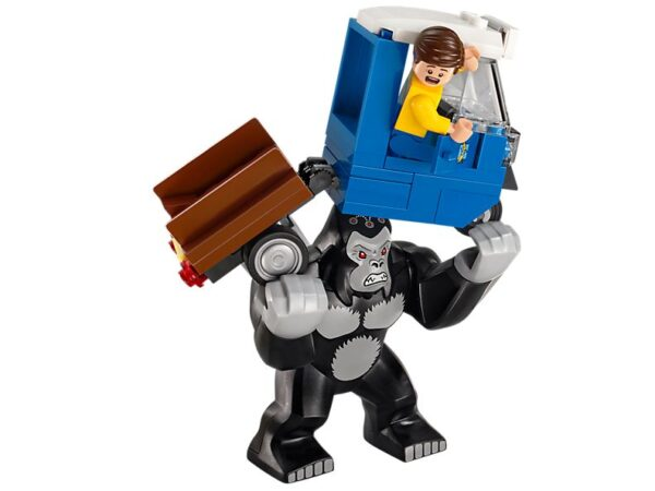 Lego Gorilla Grodd goes Bananas-0
