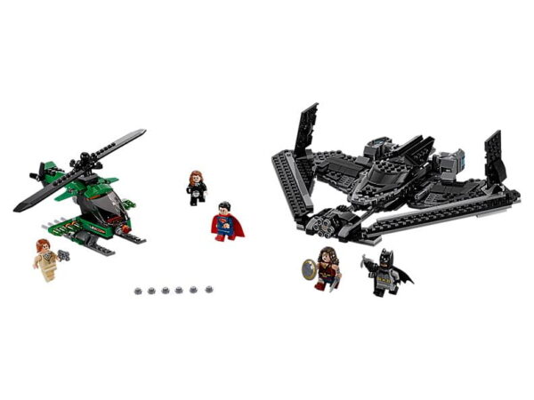 Lego Heroes of Justice Sky High-0