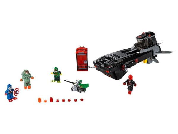 Lego Iron Skull Sub Attack-0