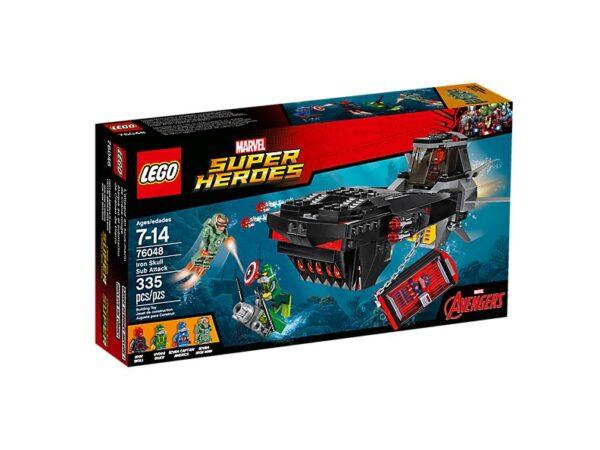 Lego Iron Skull Sub Attack-3328