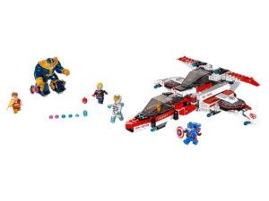 Lego Avenjet Space Mission-0