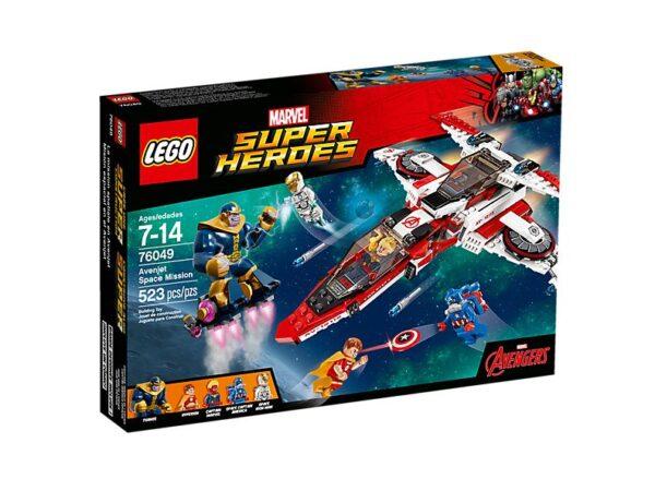 Lego Avenjet Space Mission-3333