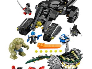 Lego Batman Killer Croc-0