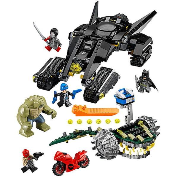Lego Batman Killer Croc-0