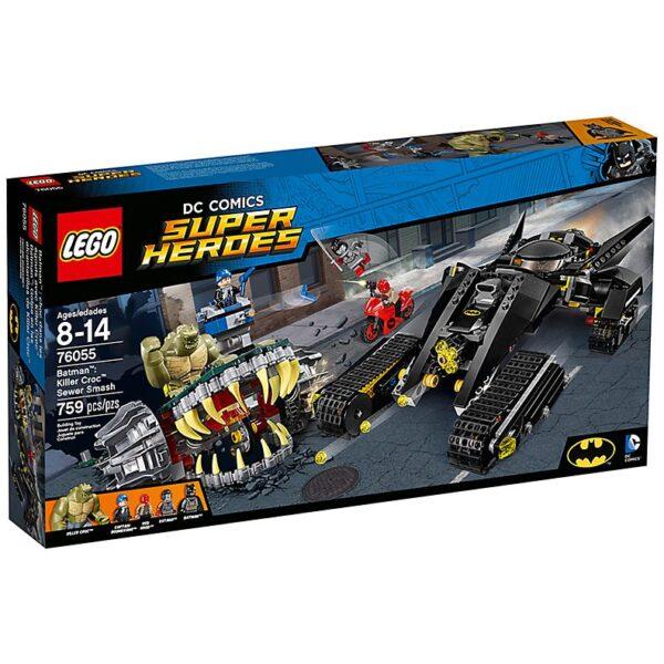 Lego Batman Killer Croc-3338