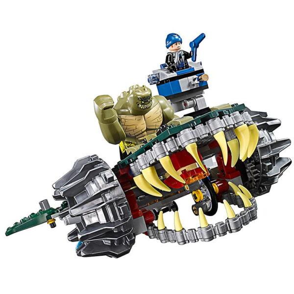 Lego Batman Killer Croc-3341