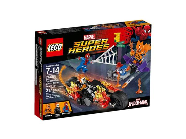Lego Spider-Man Ghost Rider -3343