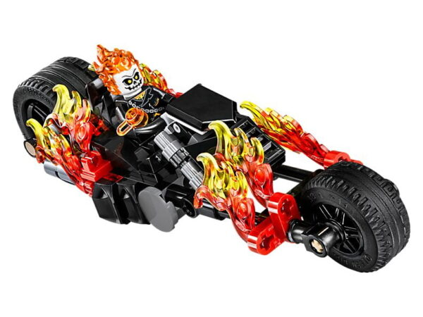 Lego Spider-Man Ghost Rider -3344