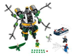 Lego Spider Man Doc Ock's -0