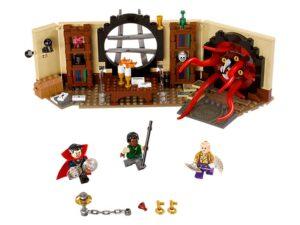 Lego Spider Man Doctor Strange-0