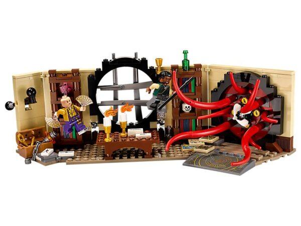 Lego Spider Man Doctor Strange-3354
