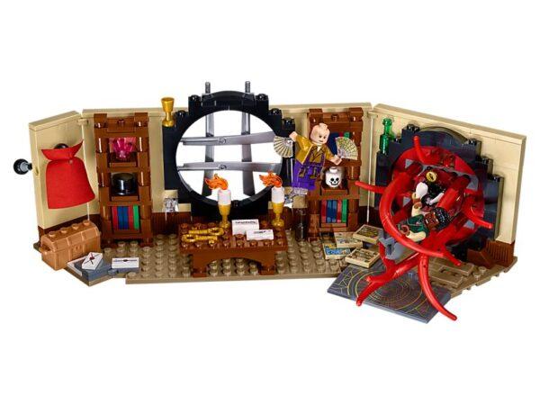 Lego Spider Man Doctor Strange-3355
