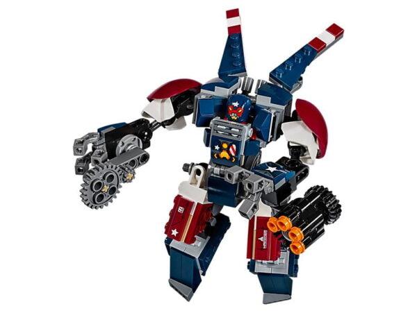Lego Iron Man Detroit Steel Strikes-3365
