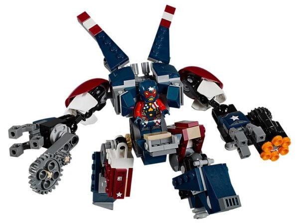 Lego Iron Man Detroit Steel Strikes-3366