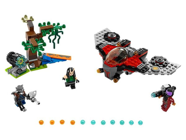 Lego Guardians of the Galaxy 1-0
