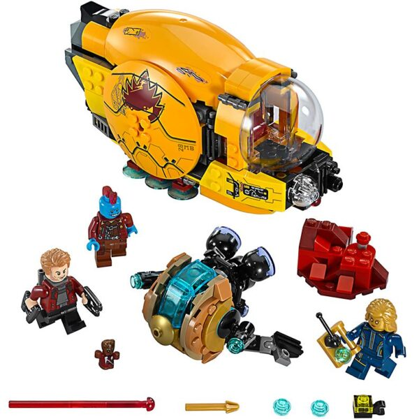 Lego Guardians of the Galaxy 2-0