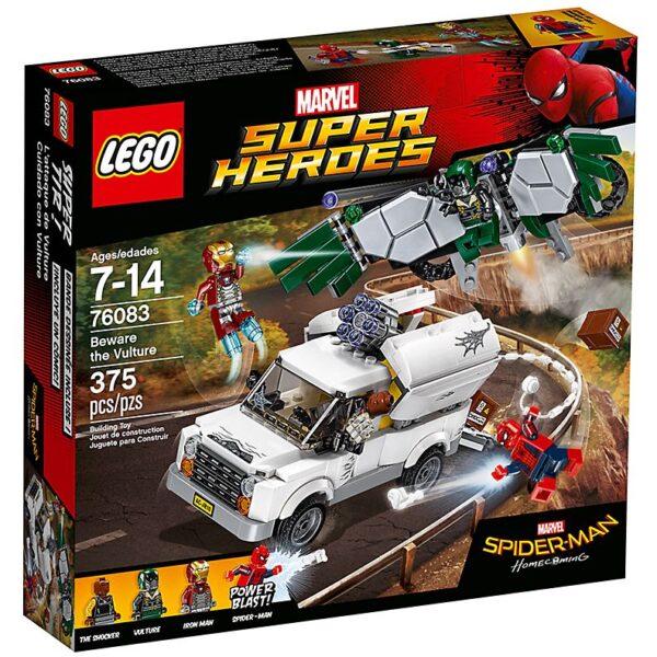 Lego Beware the Vulture-3388