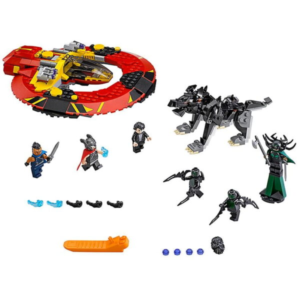 Lego The Ultimate Battle for Asgard-3396