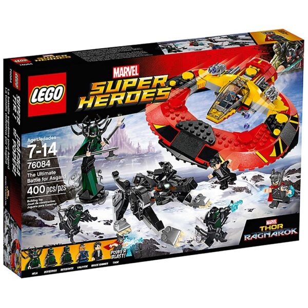 Lego The Ultimate Battle for Asgard-3395