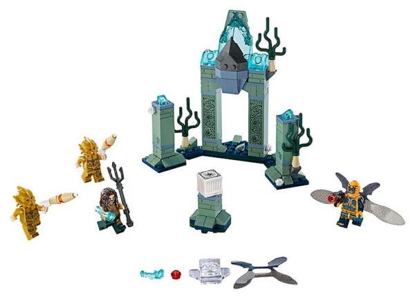Lego Battle of Atlantis-3401