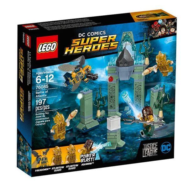 Lego Battle of Atlantis-3400