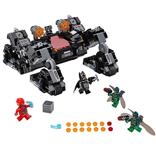 Lego Knightcrawler Tunnel Attack-3406
