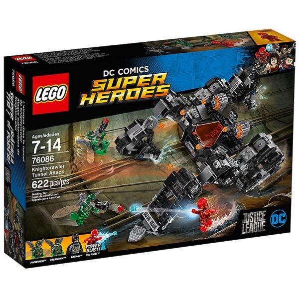 Lego Knightcrawler Tunnel Attack-3405