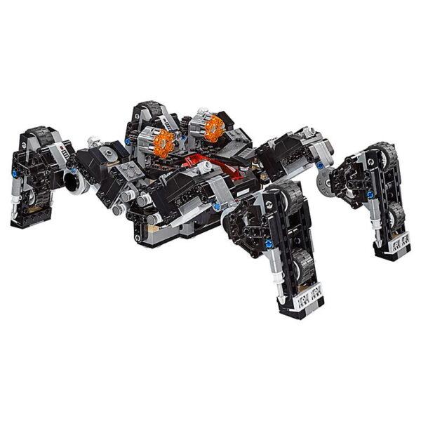 Lego Knightcrawler Tunnel Attack-3404