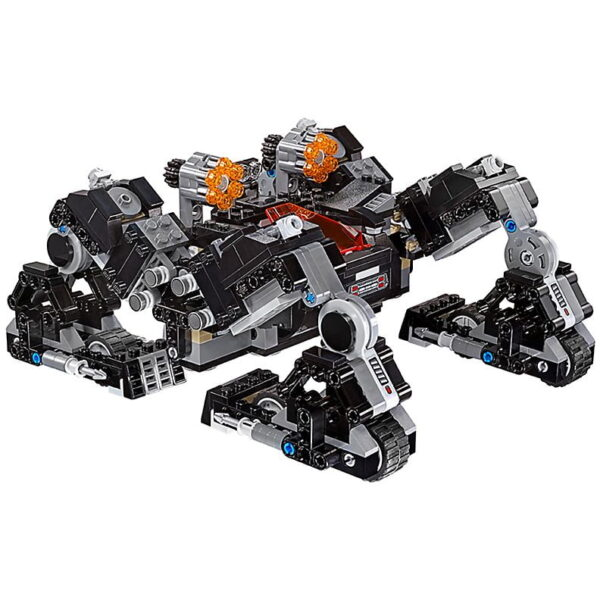 Lego Knightcrawler Tunnel Attack-3403
