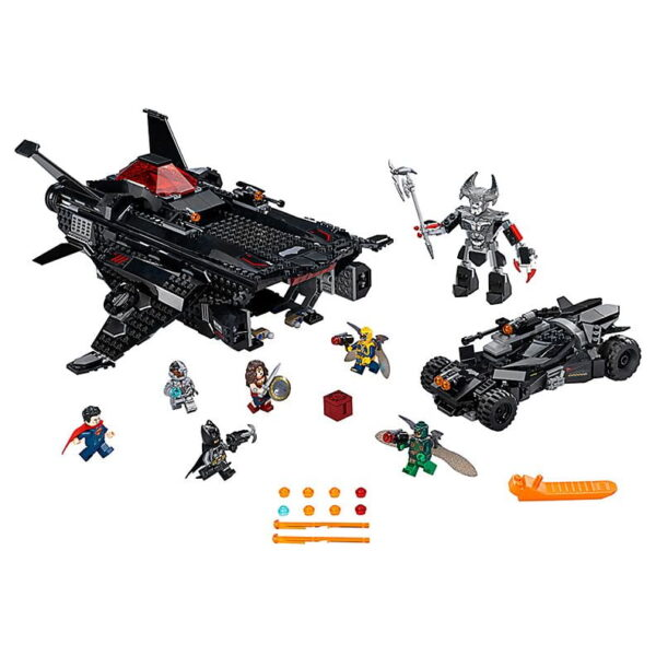 Lego Flying Fox Batmobile Airlift Attack-3411