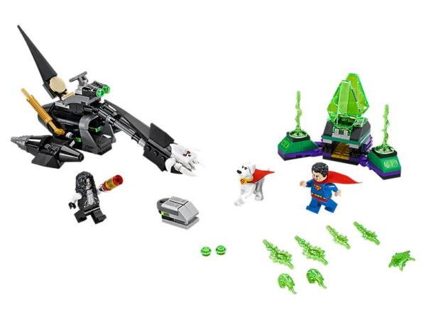Lego Superman & Krypto Team-Up-3421