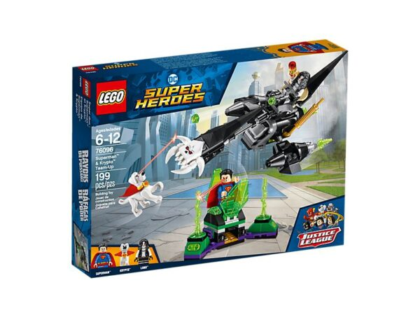 Lego Superman & Krypto Team-Up-3420