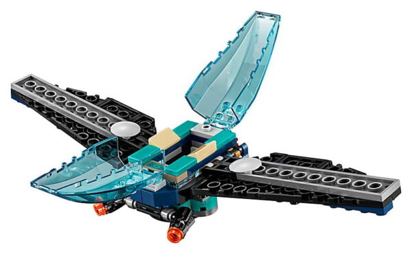 Lego Outrider Dropship Attack-3428