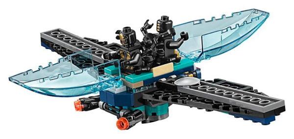 Lego Outrider Dropship Attack-0