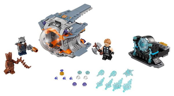 Lego Thor's Weapon Quest-3436