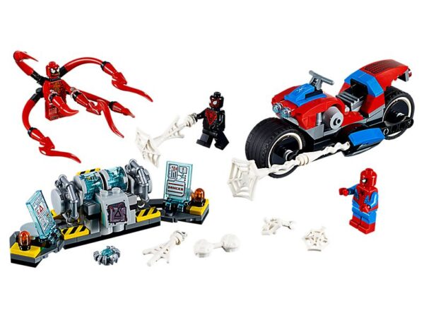 Lego Spider-Man Bike Rescue-3441