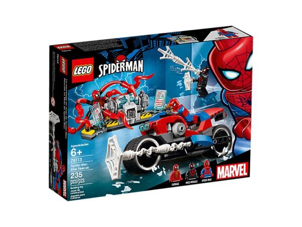 Lego Spider-Man Bike Rescue-3440