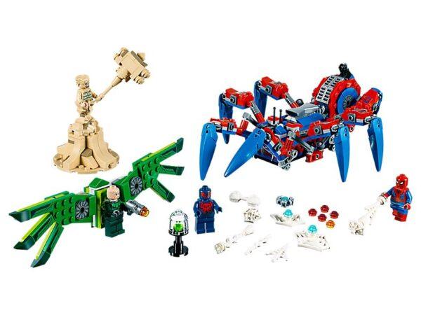 Lego Spider-Man's Spider Crawler-3446
