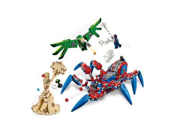 Lego Spider-Man's Spider Crawler-3444