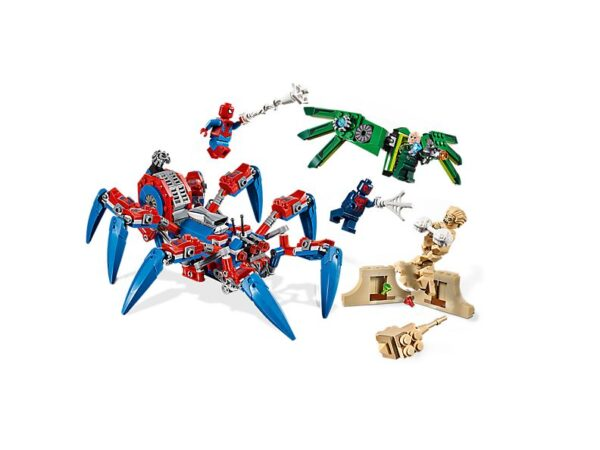 Lego Spider-Man's Spider Crawler-3443