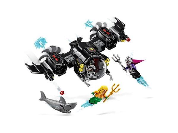 Lego Batman Batsub and the Underwater Clash-3449