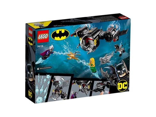 Lego Batman Batsub and the Underwater Clash-0