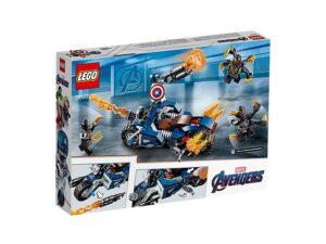 Lego Captain America: Outriders Attack-0