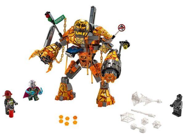 Lego Molten Man Battle-3461