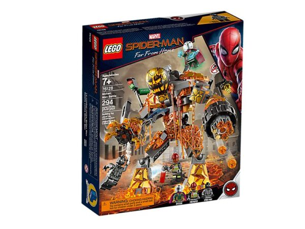 Lego Molten Man Battle-3460