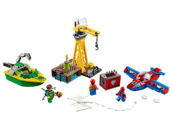 Lego Spider-Man: Doc Ock Diamond Heist-3466